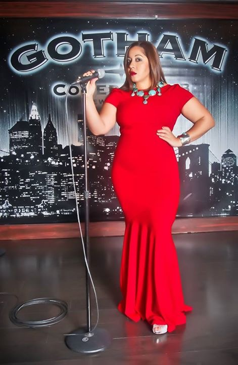 Gina Brillon - Comedy Central (New York) - 2015